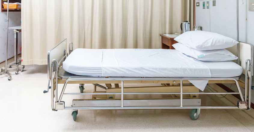 hospital-bed-repesentational-image