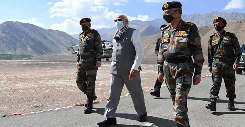 भारत जैसे कैसे भी कर के चीन की हर युद्धनीति को नाकाम कर सकता है
