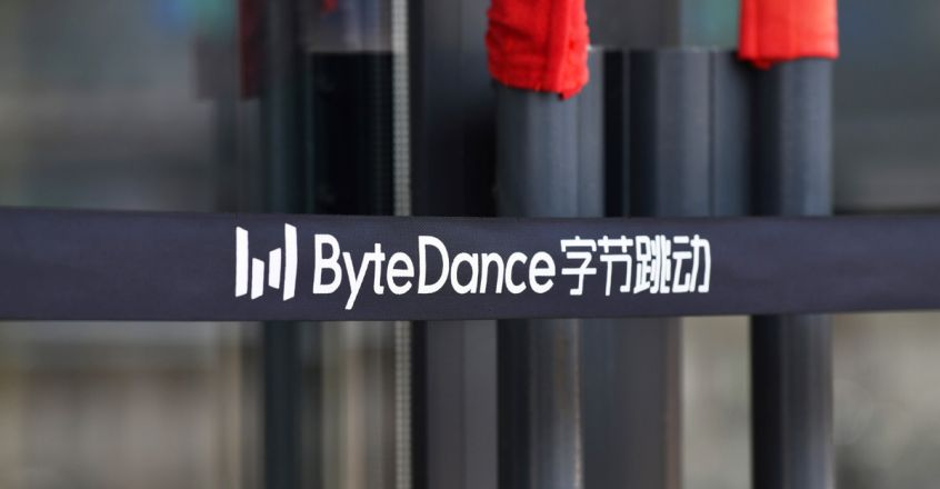 CHINA-HONG KONG-INTERNET-POLITICS-BYTEDANCE-TIKTOK