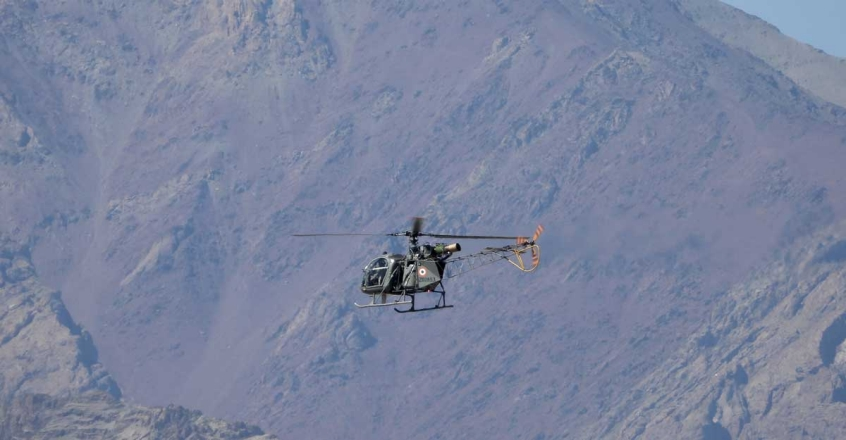 leh-indian-helicopter