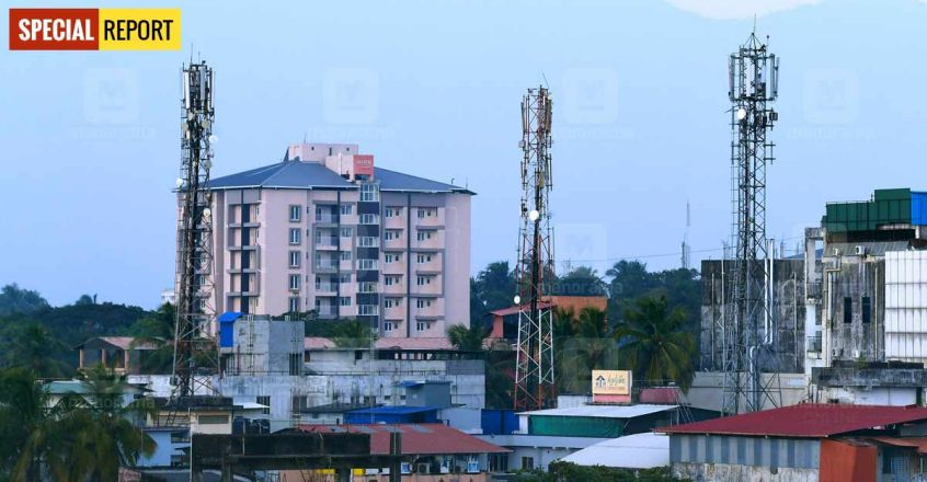 kerala-mobile-towers