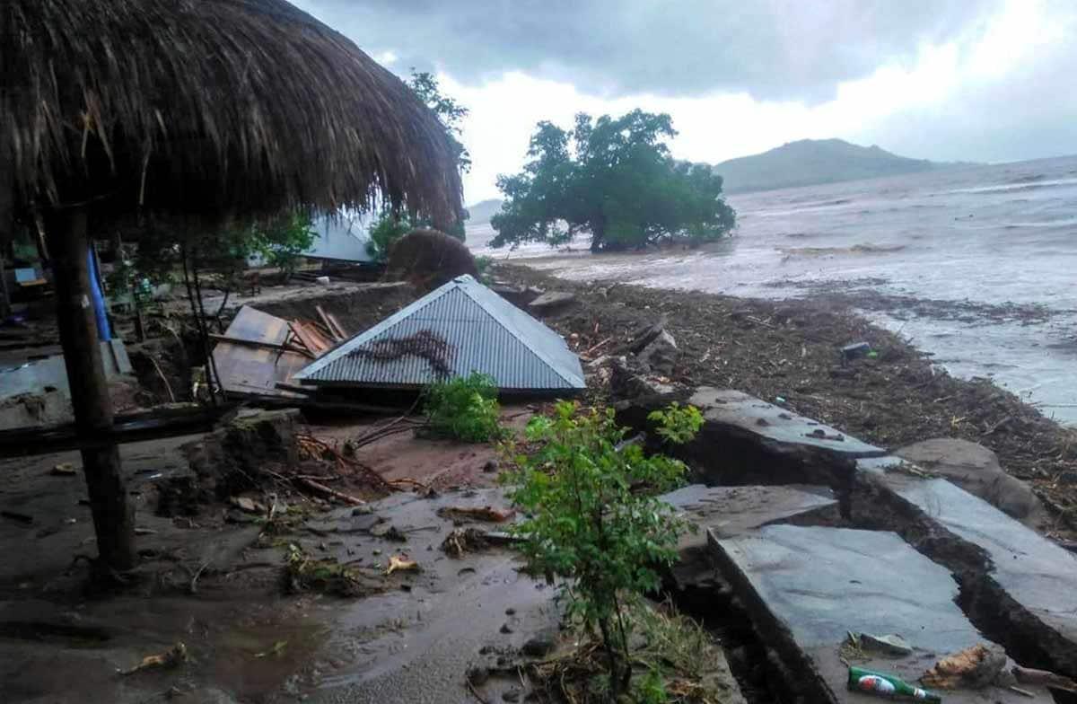 INDONESIA-DISASTER-FLOOD