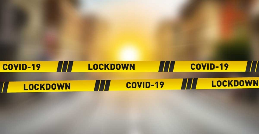 COVID Lock Down (Image Courtesy - DOERS/Shutterstock)