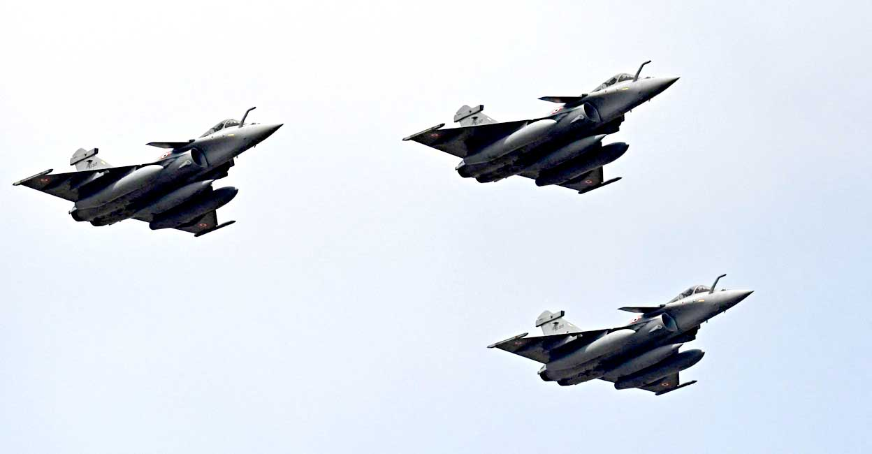 Irregularities in the raffle deal;  Investigation launched in France    Rafale