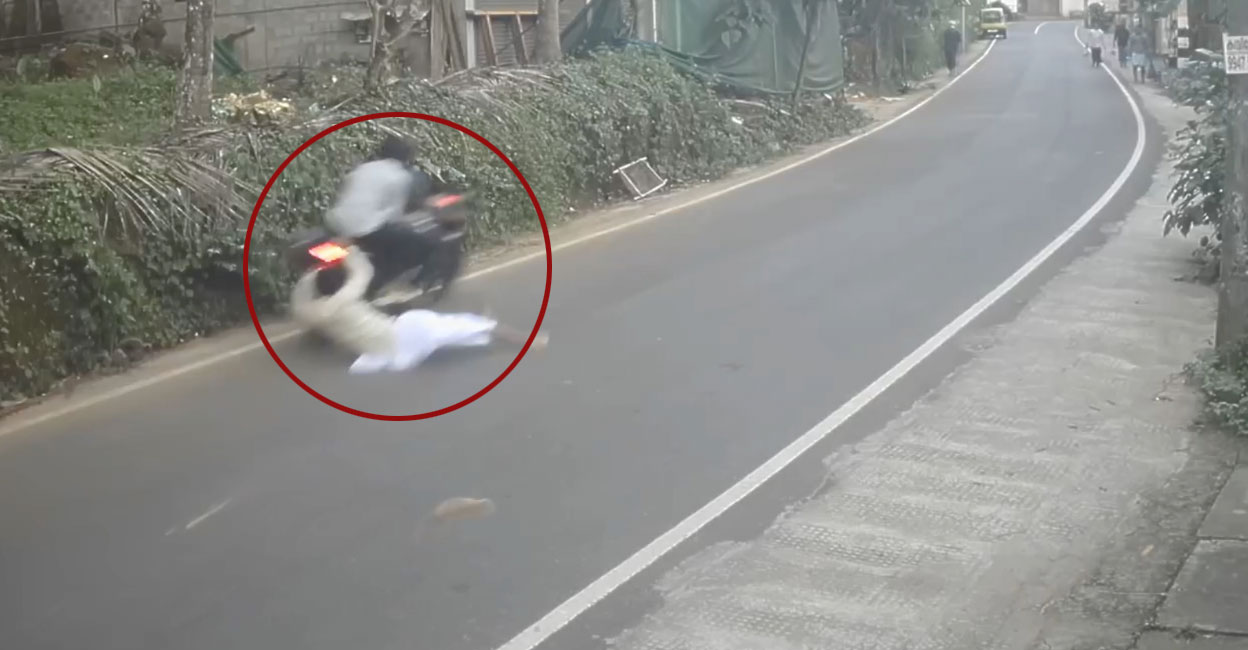 Mobile phone robbery gang drags guest worker on bike – Video |  Migrant labor attacked |  Kozhikode