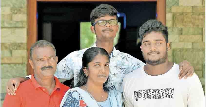 abhimanyu-family