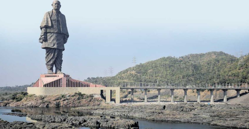 statue of unity 1200