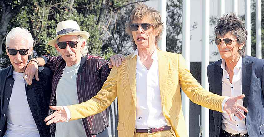 TOPSHOT-CHILE-UK-MUSIC-ROLLING STONES