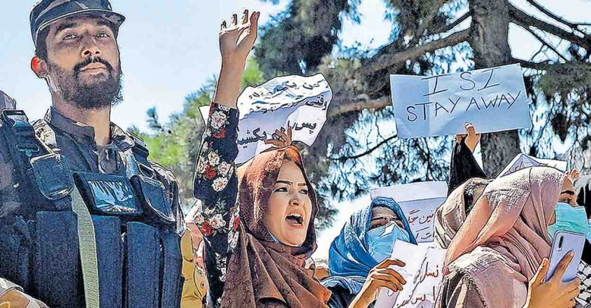 TOPSHOT-AFGHANISTAN-CONFLICTS-PROTEST