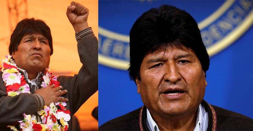 Bolivian-President