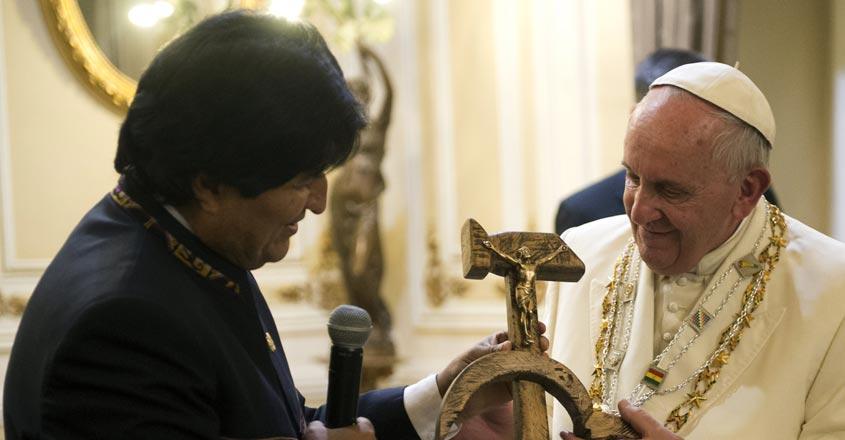 POPE-LATAM/BOLIVIA
