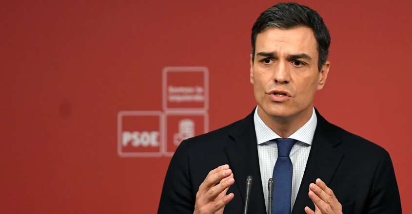 SPAIN-POLITICS-PARTIES-GOVERNMENT