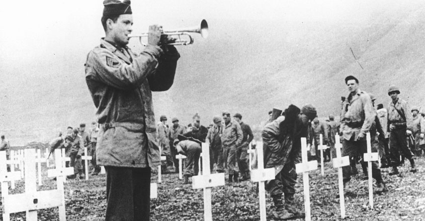 Battle of Attu Anniversary