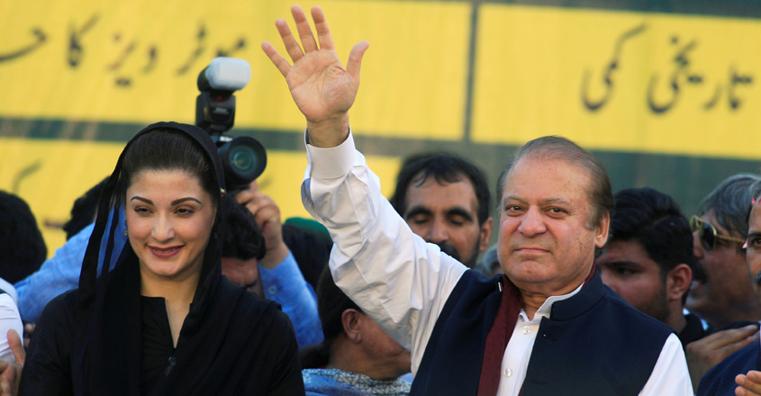 PAKISTAN-POLITICS-SHARIF