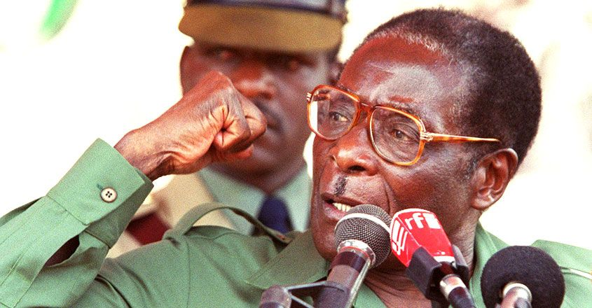 the-history-of-robert-former-zimbabwe-president-robert-mugabe