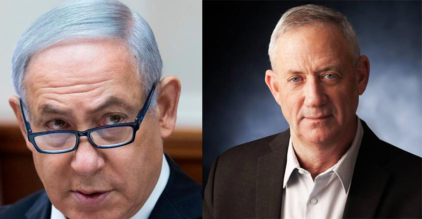 Israel-election-voters-head-to-polls-for-second-time