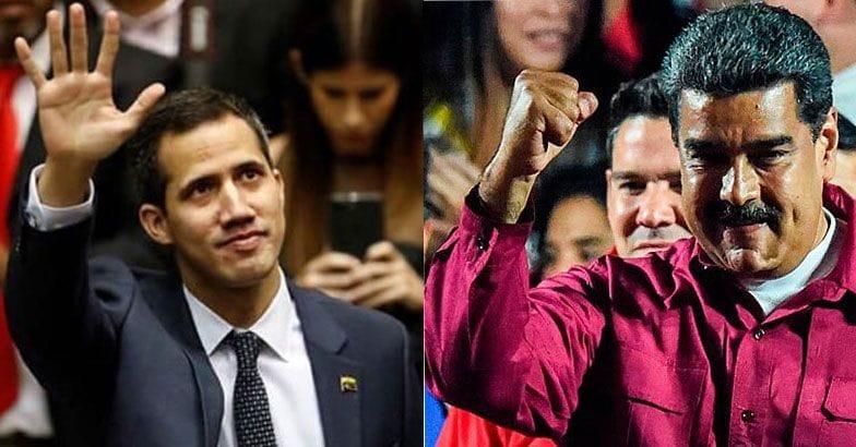Juvan Gaido, Nicolás Maduro Moros