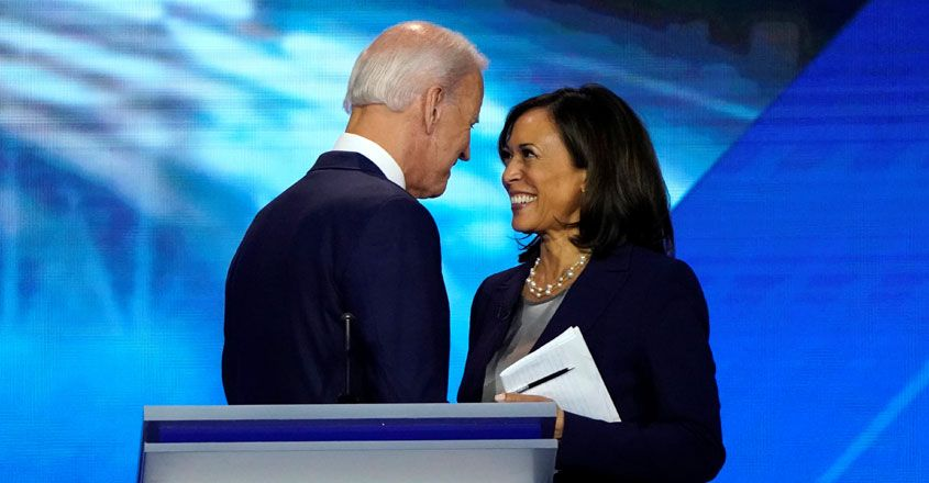 USA-ELECTION/BIDEN-HARRIS