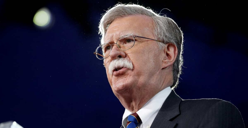 USA-TRUMP/BOLTON-ROLE