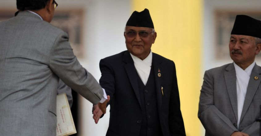 nepal-crisis-and-prime-minister-kp-oli