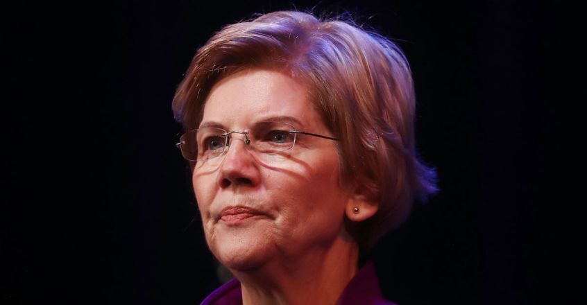 US-ELIZABETH-WARREN-BRINGS-HER-PRESIDENTIAL-CAMPAIGN-TO-SOUTHERN