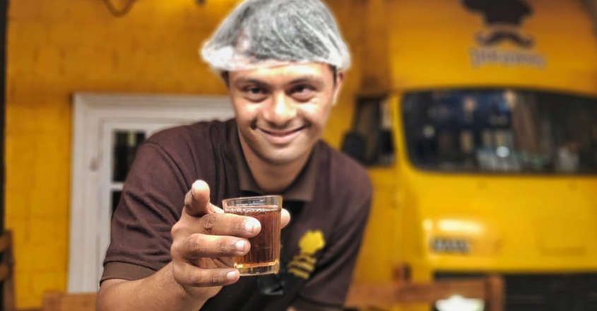 we-smile-and-differently-abled-staff-in-restaurant-kozhikode