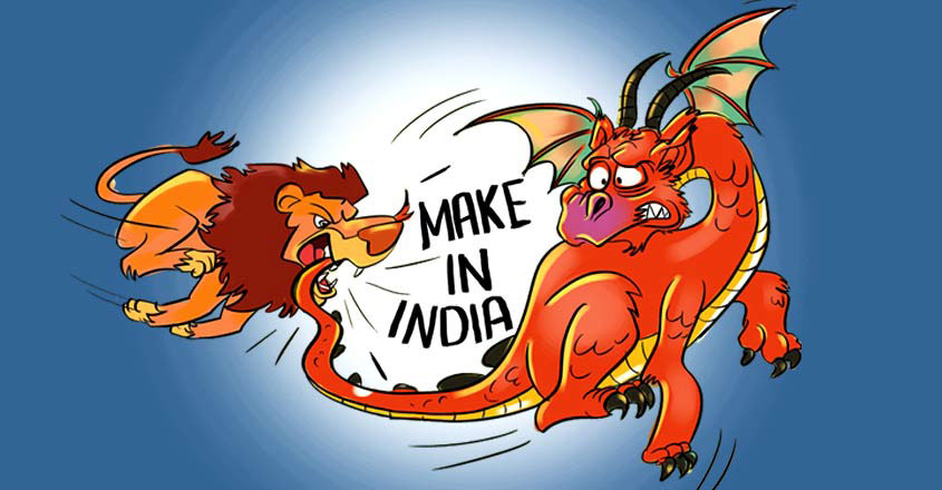 Does Global Firms Shift From China To India