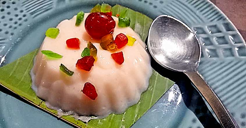 Karikku Pudding