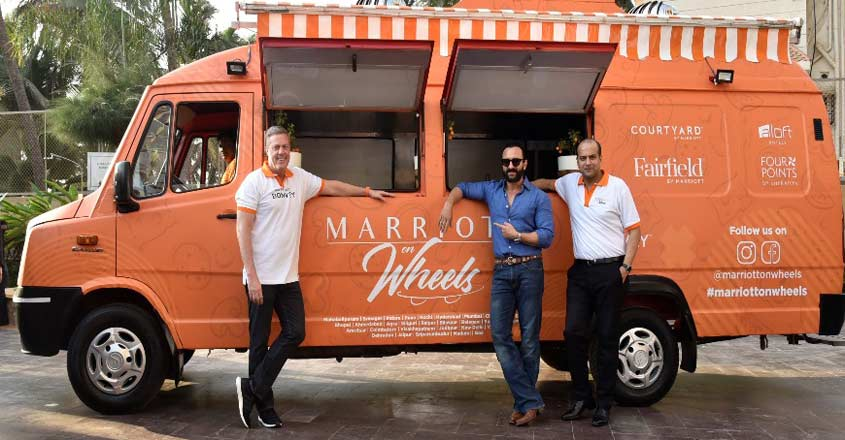 Marriott-on-wheels
