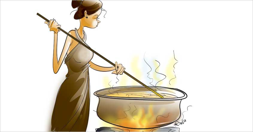 tribe cooking