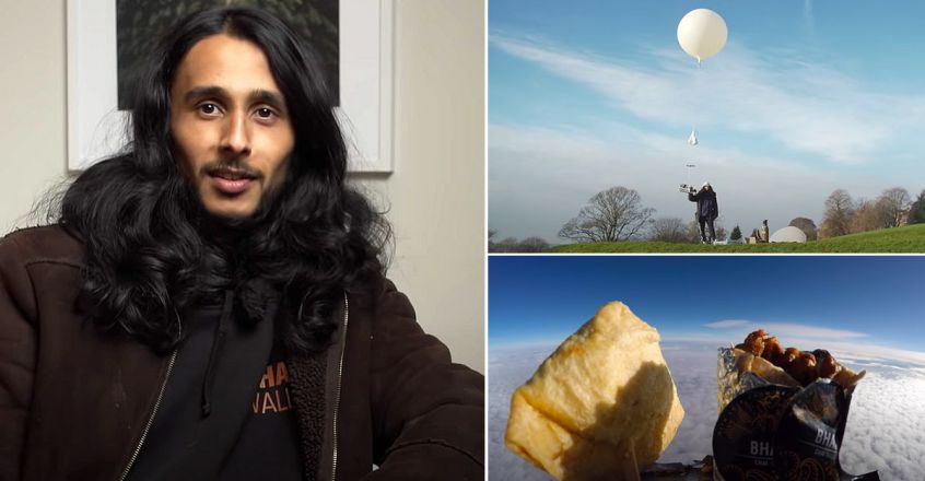 samosa-in-space