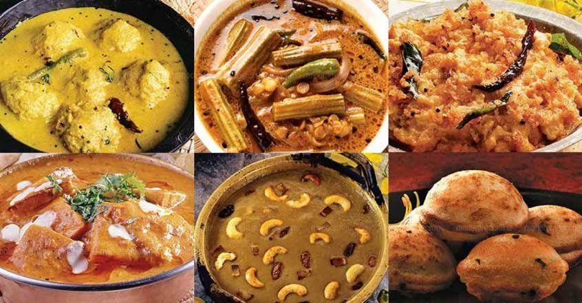 Top Ten Recipes for Vishu