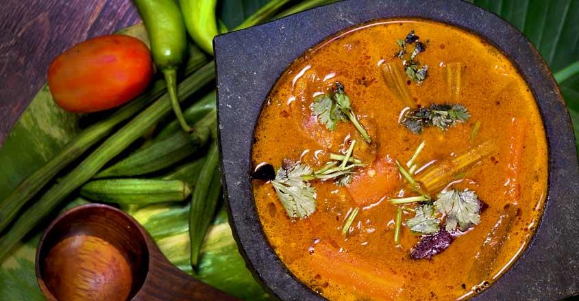 Malabar Special Sambar Recipe