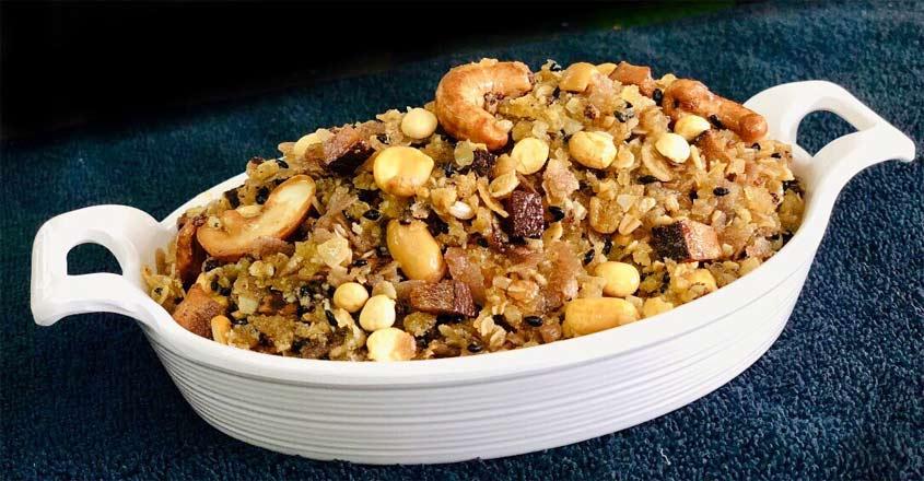 Oats Aval Snack Recipe