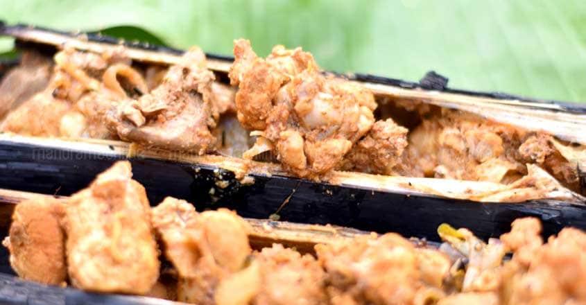 Bamboo Chicken