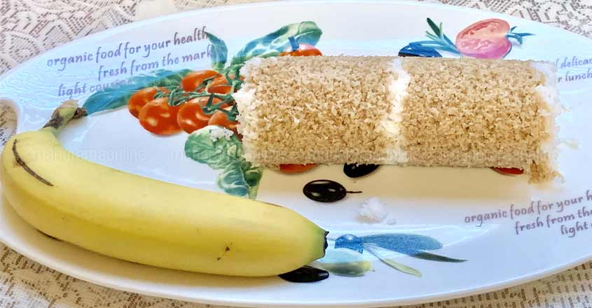 Healthy Puttu