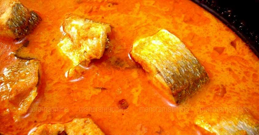 Mathi Mango Curry Recipe