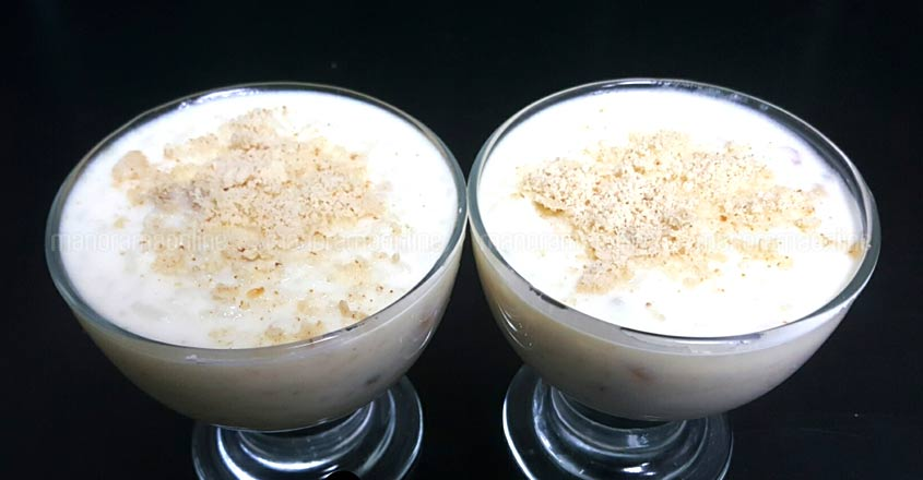 Rice Payasam