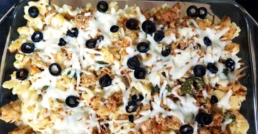 Chicken Macroni Recipe
