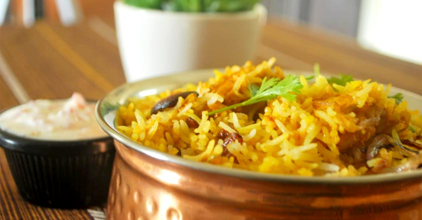 Butter Biryani Recipe