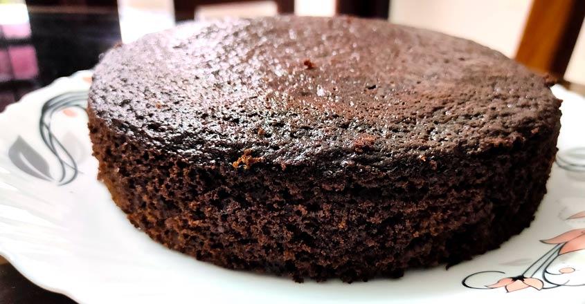 Dark-Chocolate-Cake