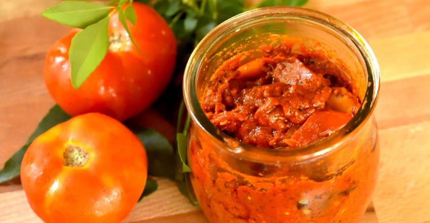 tomato-pickle