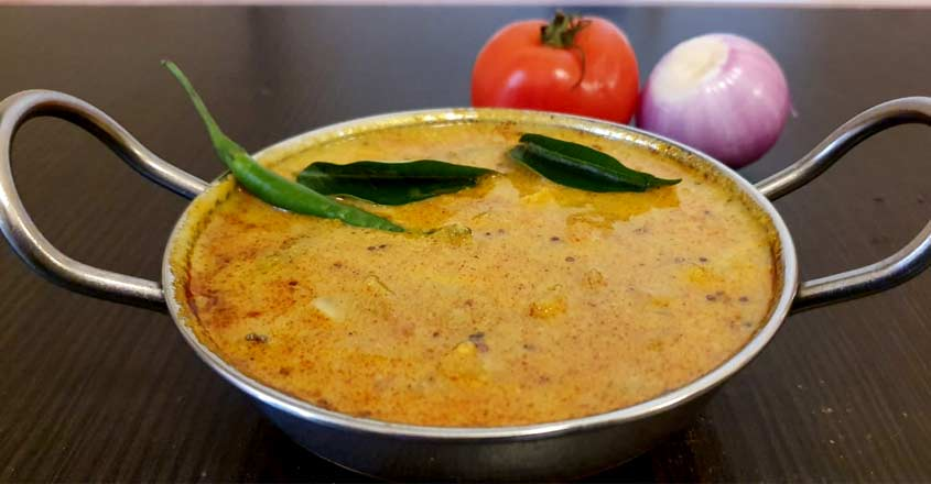 tomato-curry