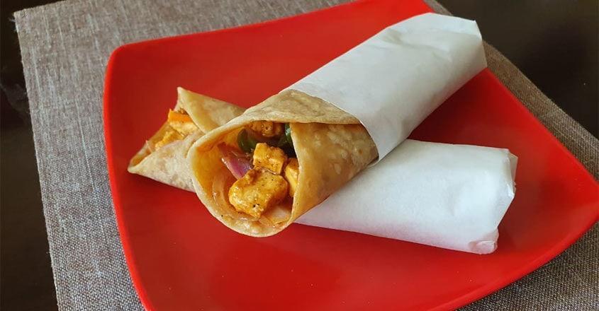 chappathi-roll