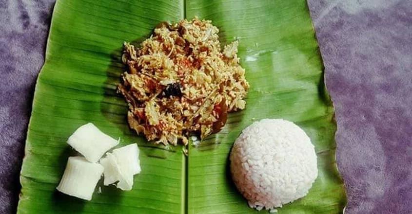 Natholi Thoran Recipe