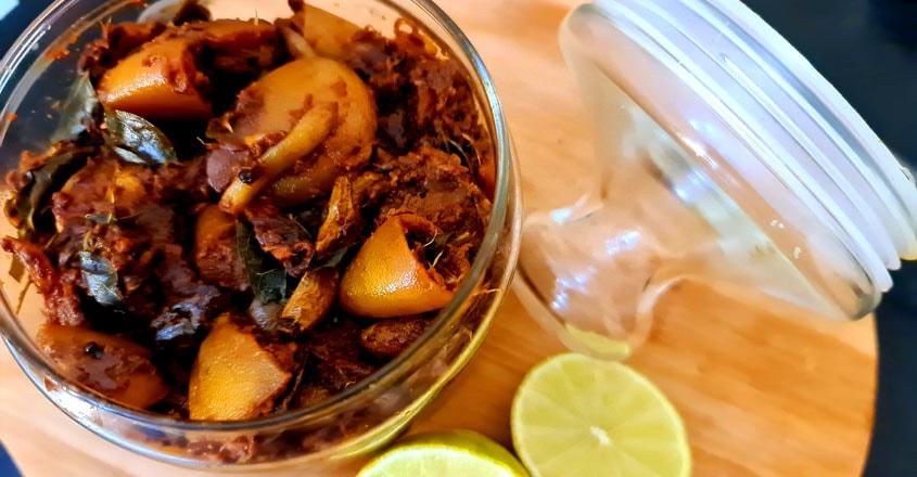 naranga-pickle