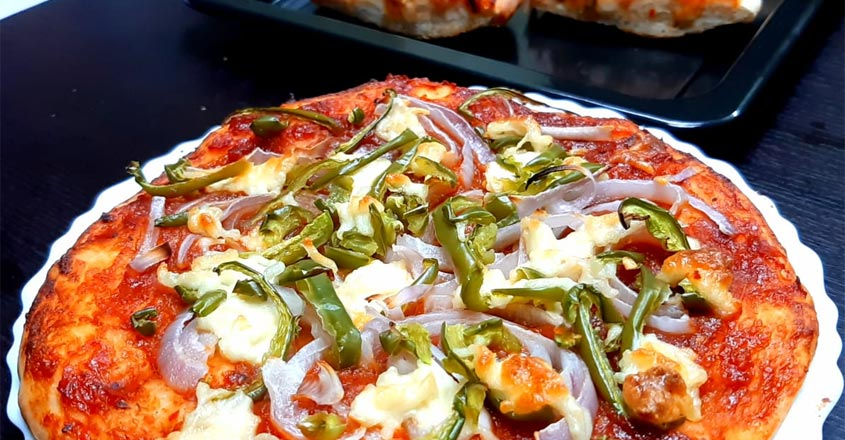 veg-piza