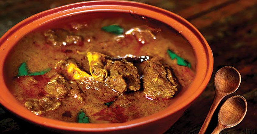 Malabar Special Mutton Curry