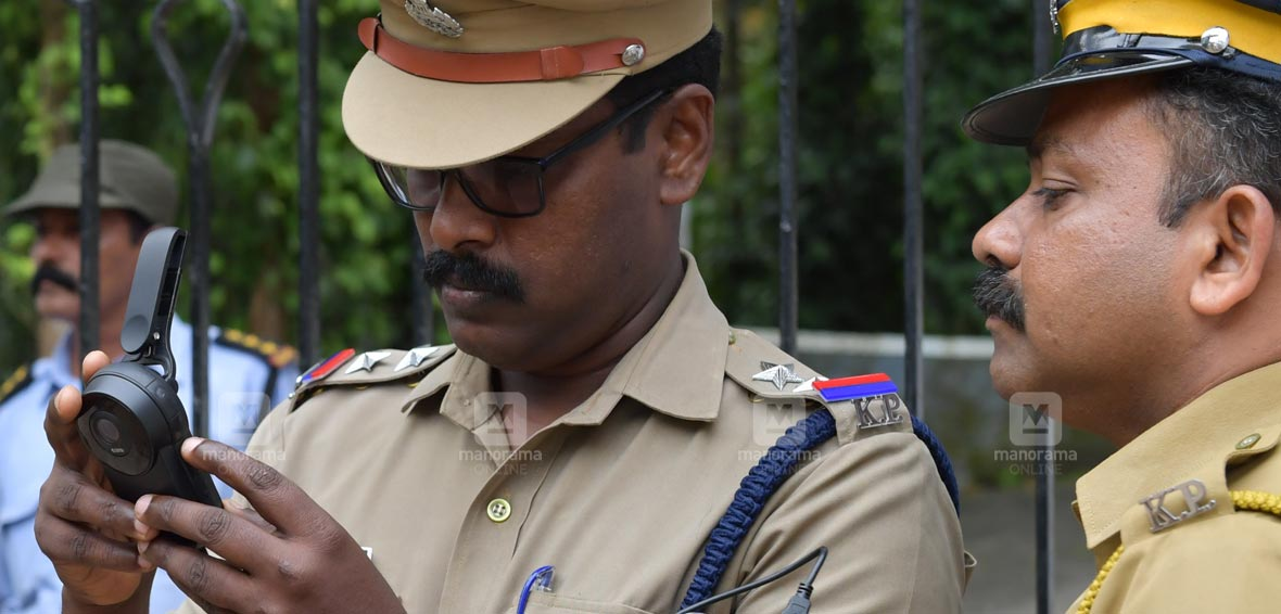 police-camera