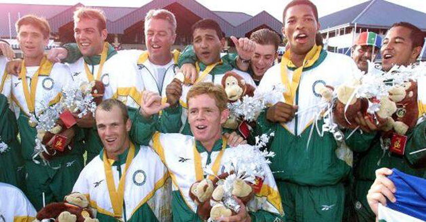 south-african-team-with-gold
